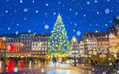 Où vivre les meilleures vacances de Noël en Europe ?