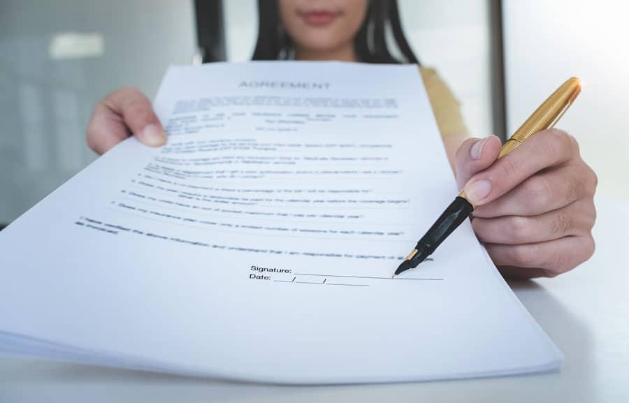 Modèle gratuit de contrat de travail