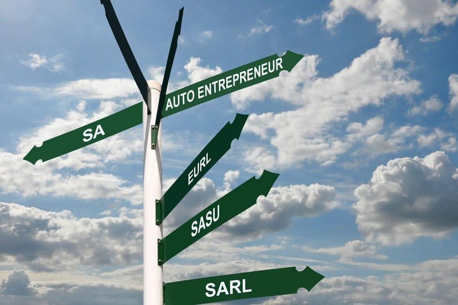Statuts juridiques d'entreprise