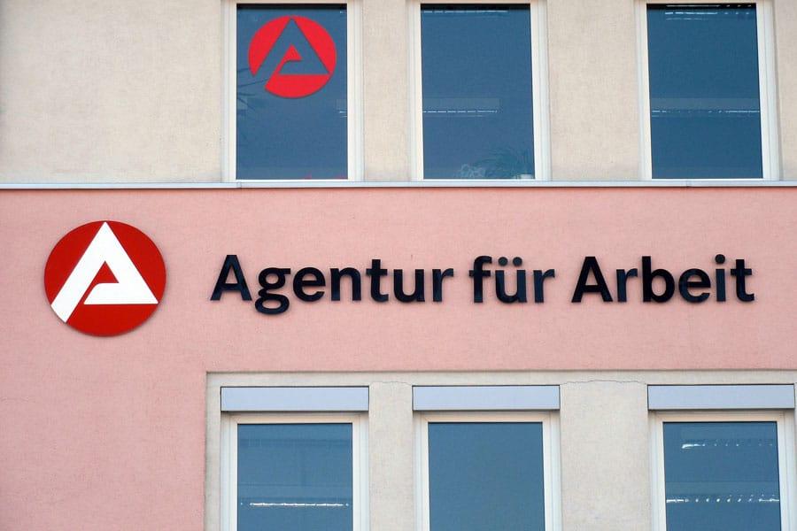 Office pour l'emploi Allemand